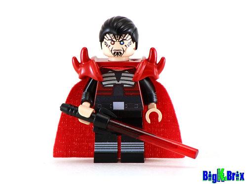 DARTH KRAYT Custom Printed on Lego Minifigure