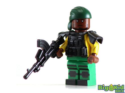 HEAVY DUTY Custom Printed on Lego Minifigure! GI JOE