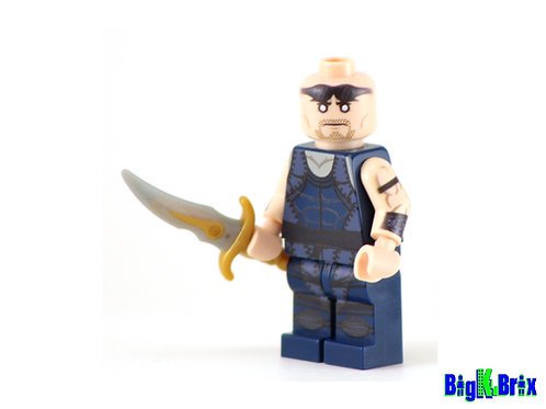 RIDDICK Custom Printed & Inspired Movie Lego Minifigure
