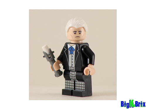 DOCTOR WHO #1 Custom Printed on Lego Minifigure! Dr. Who