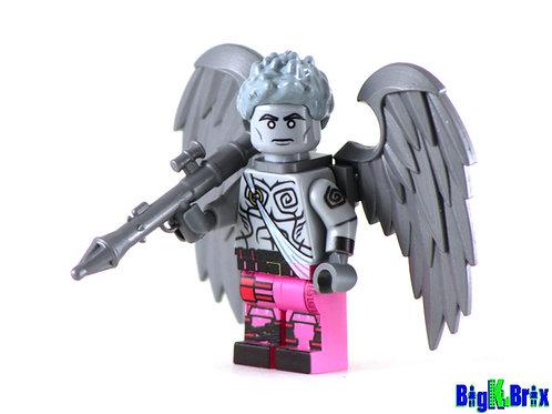 LOVE RANGER Custom Printed on Lego Minifigure! Fortnite Game