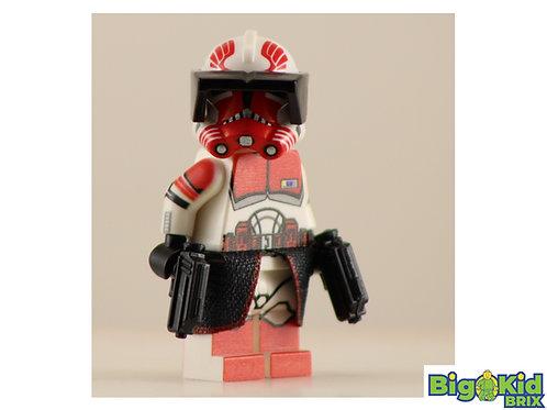 COMMANDER THORN Custom Printed on Lego Minifigure! Star Wars
