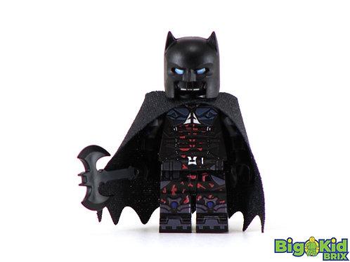 BATMAN ARKHAM KNIGHT Custom Printed on Lego Minifigure! DC