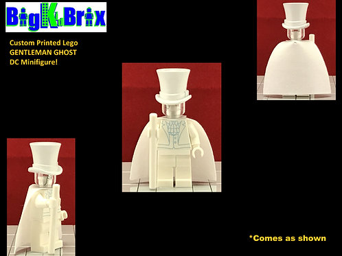GENTLEMAN GHOST DC Custom Printed Lego Minifigure