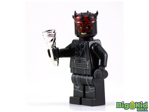 CHROME Hilt #DN Custom for Lego Minifigure!
