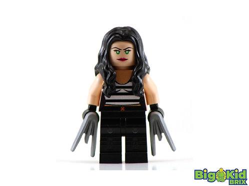 X-23 Custom Printed on Lego Minifigure! Marvel