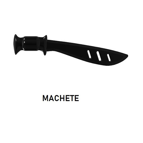 MACHETE Custom Weapon for Lego Minifigures!