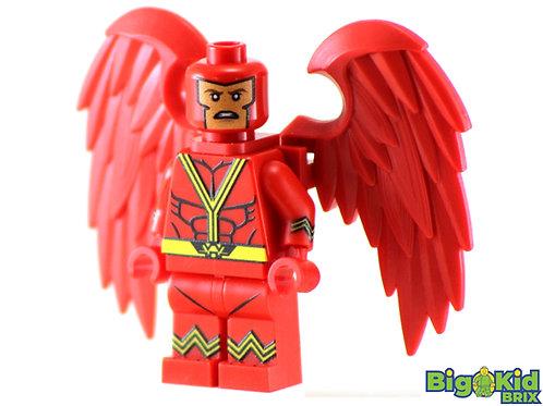 RED RAVEN Custom Printed on Lego Minifigure! Marvel