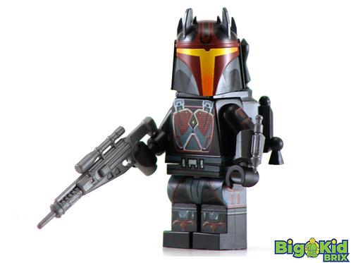 GAR SAXON SUPER COMMANDO MANDALORIAN Custom Printed Lego Minifigure! Star Wars