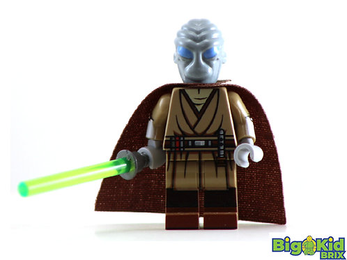 JEDI HALSLEY Custom Printed on Lego Minifigure! Star Wars