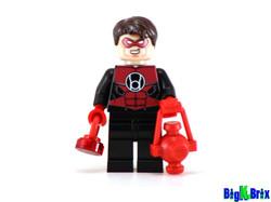 Hal Jordan Red Lantern Front