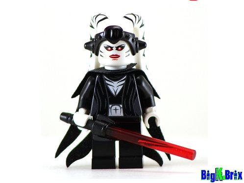 DARTH SINYA Custom Printed on Lego Minifigure! Star Wars
