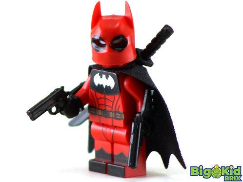 BATPOOL Custom Printed on Lego Minifigure! DC MARVEL Crossover