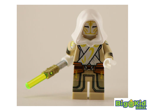 JEDI TEMPLE GUARD V2 Custom Printed on Lego Minifigure! Star Wars