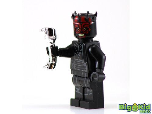CHROME Hilt #DB Custom for Lego Minifigure!