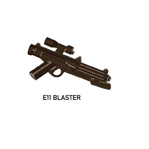 E-11 Custom Blaster for Lego Star Wars Minifigures Minifigs