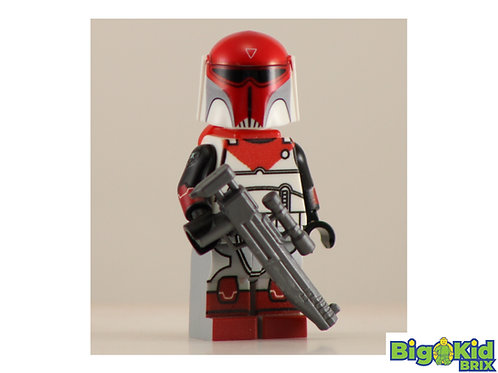 GAR SAXON Custom Printed on Lego Minifigure! Star Wars Mandalorian