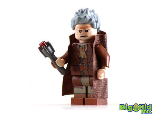 DOCTOR WHO WAR DOCTOR Custom Printed on Lego Minifigure! Dr. Who