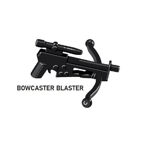 Bowcaster BLACK Custom Blaster for Lego Star Wars Minifigures Minifigs