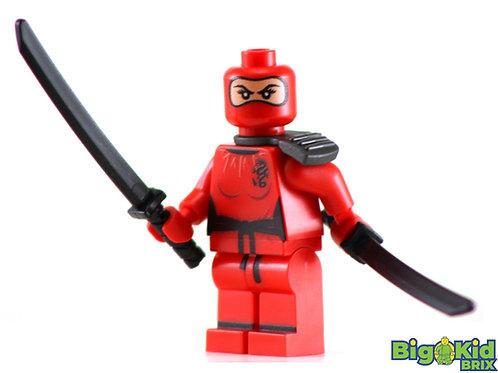 JINX Custom Printed Lego Minifigure! GI Joe