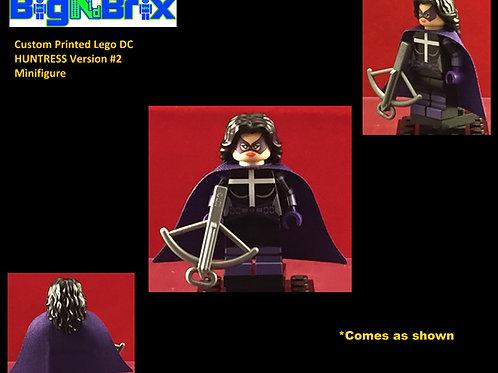 Huntress Version #2 DC Custom Printed Minifigure