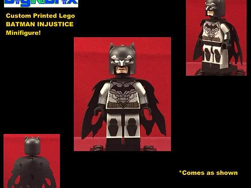 Batman Injustice DC Custom Printed Minifigure