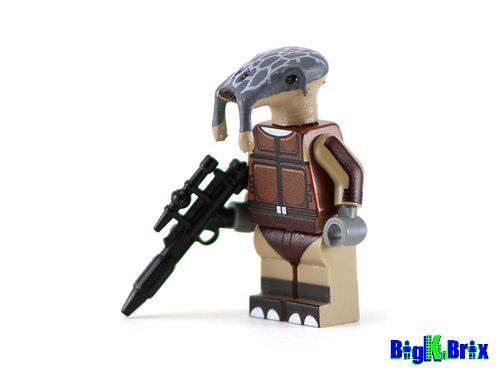 SELKATH Species Custom Printed & Inspired Lego Star Wars Minifigure!