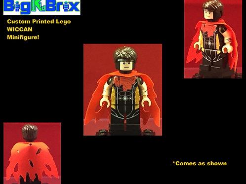 Wiccan Marvel Custom Printed Minifigure