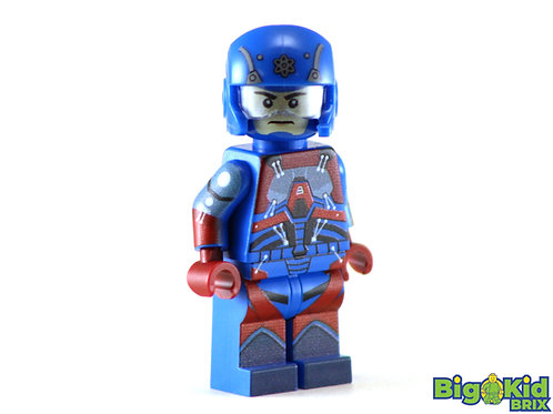 ATOM Custom Printed on Lego Minfigure! DC