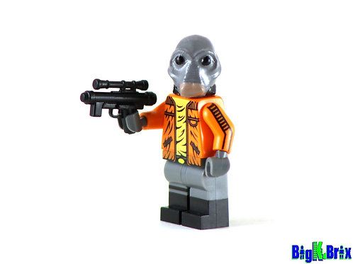 PONDA BABA Custom Printed on Lego Minifigure! Star Wars