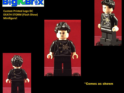 Deathstorm Flash Show DC Custom Printed Minifigure