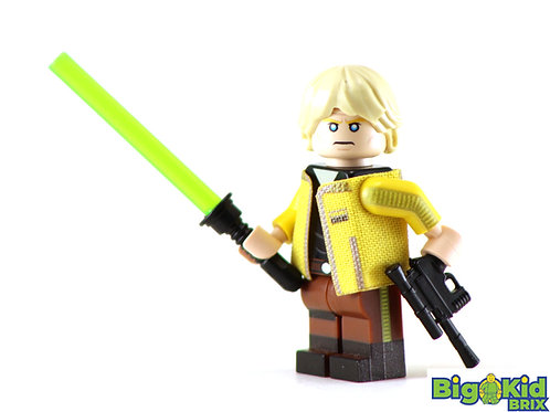 LUKE SKYWALKER Ceremony Custom Printed on Lego Minifigure! Star Wars!