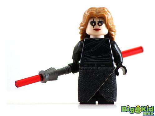 DARTH ZANNAH Custom Printed on Lego Minifigure! Star Wars