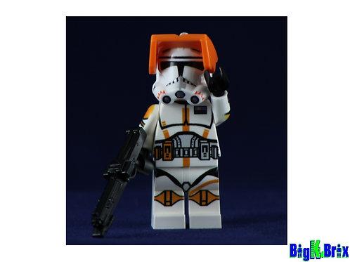 commander cody custom printed on lego minifigure star wars | bigkidbrix