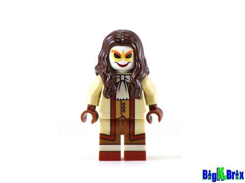CLOCKWORKS DROID Dr. Who Custom Printed on Lego Minifigure!