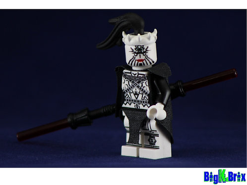 DARTH SIMI Custom Printed on Lego Minifigure