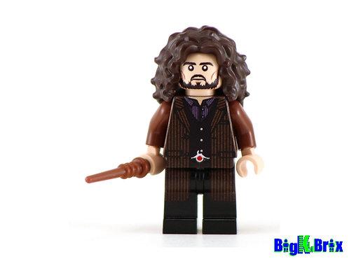 SIRIUS BLACK Custom Printed & Inspired Lego Harry Potter Minifigure