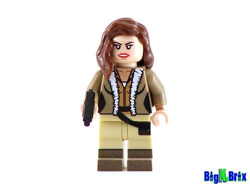 COVERGIRL Custom Printed & Inspired Lego GI Joe Minifigure!