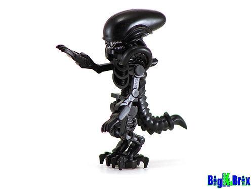 ALIEN Custom Inspired Lego Horror Minifigure