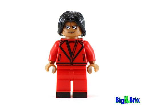 MICHAEL JACKSON Thriller Custom Printed & Inspired Lego Horror Minifigure!