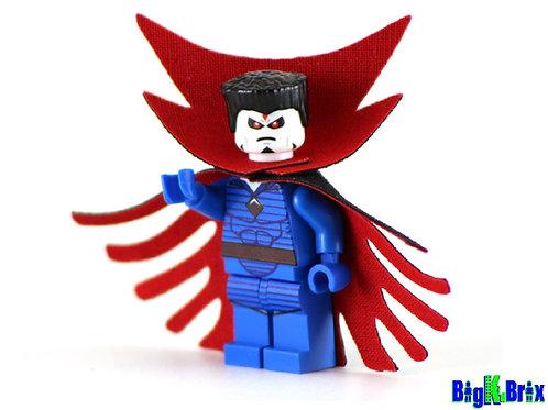 MR SINISTER Custom Printed on Lego Minifigure! Marvel Villain