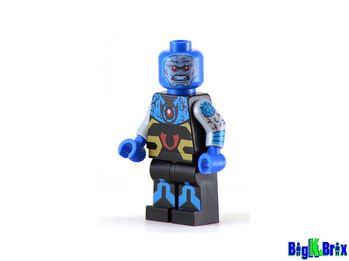 DARKSEID Custom Printed on Lego Minifgure! DC