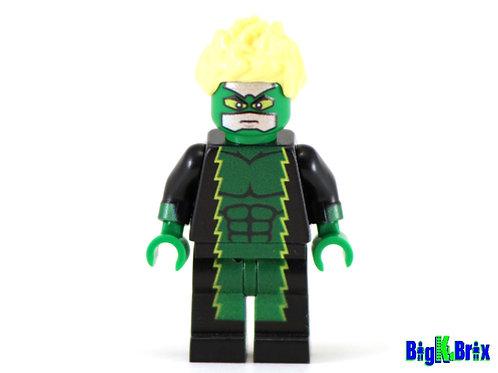 INERTIA Thaddeus Thawne Custom Printed & Inspired DC Lego Minifigure