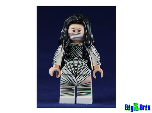 SPIDERGIRL Silk V1 Custom Printed & Inspired Lego Marvel Minifigure