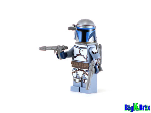 JANGO FETT Custom Printed & Inspired Lego Star Wars Minifigure