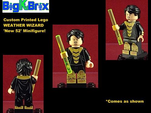Weather Wizard DC Custom Printed Minifigure