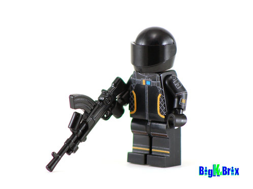 DARK VOYAGER Custom Printed & Inspired Lego Fortnite Minifigure