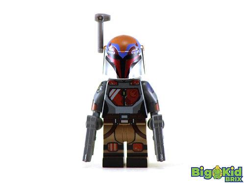 SABINE WREN Seas7 Custom Printed on Lego Minifigure! Star Wars