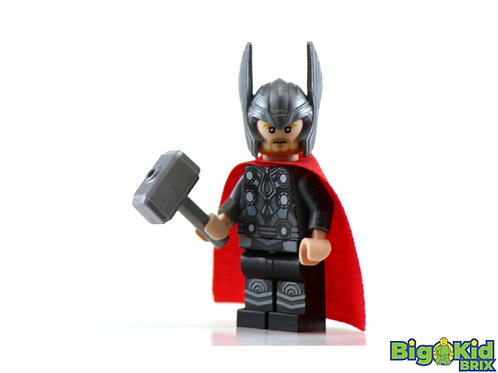 THOR Custom Printed on Lego Minifigure! Marvel