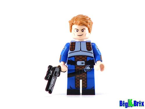 DASH RENDER Custom Printed on Lego Minifigure! Star Wars